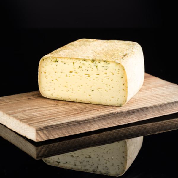 Bärlauch-Käse