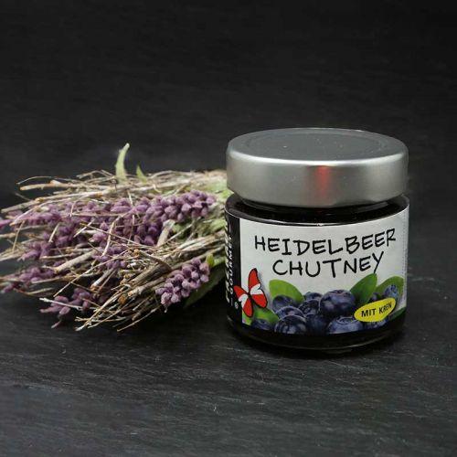Heidelbeer Chutney