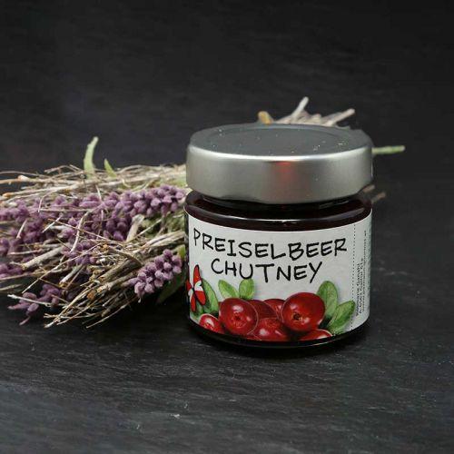 Preiselbeer Chutney
